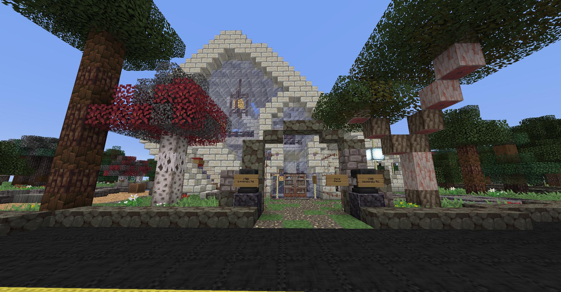 Minecraft Karte Machen.Herunterladen Alphahouse Karte Für Minecraft