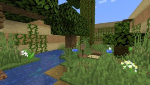 Herunterladen Find The Button: Biomes zum Minecraft 1.14.2