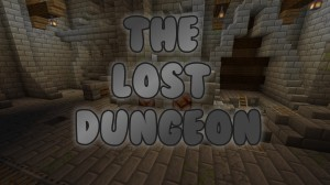 Herunterladen THE LOST DUNGEON zum Minecraft 1.14.4