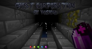 Herunterladen Ghost Corporation zum Minecraft 1.14.2