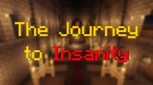 Herunterladen The Journey to Insanity zum Minecraft 1.16.5